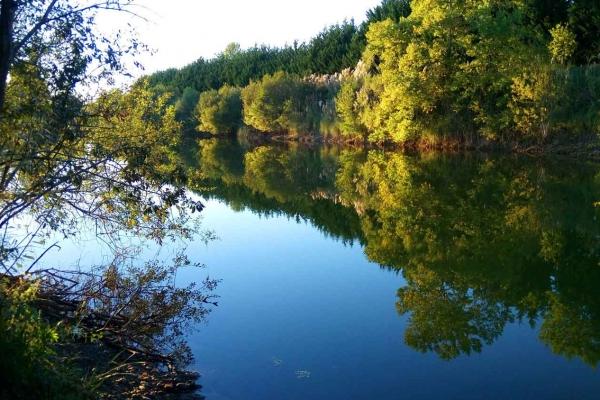La pêche au Water Park de Sames