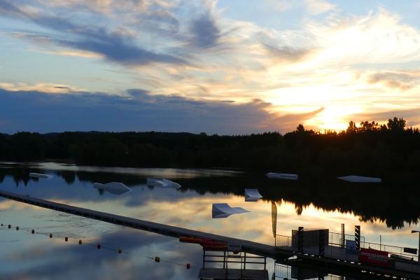 O'Spot du Water Park de Sames