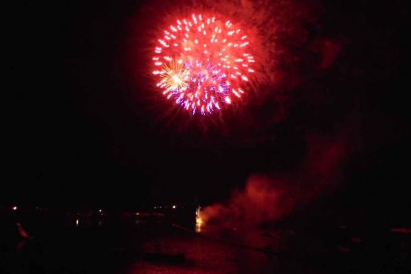 Les fêtes du lac de Sames 2017